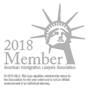 American Immigration Lawyers Association 2018 Member